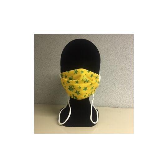 Masques barrière Fantaisie Enfants catégorie 1 60 lavages pack de 5