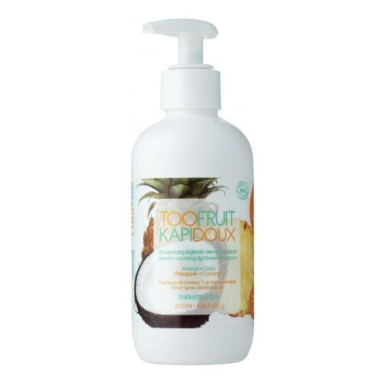 Shampooing Kapidoux Toofruit Ananas Coco 200ml