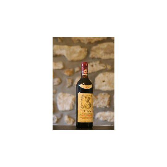 Vin Rouge, Conti Serristori Antica Fattoria 1964