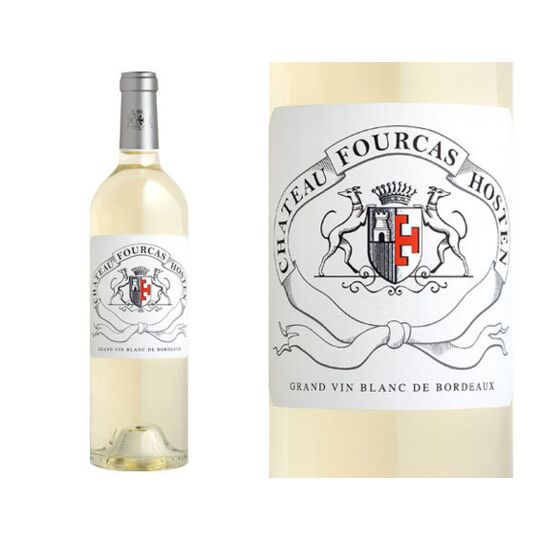 Château Fourcas Hosten Blanc 2015 - Vin  Blanc
