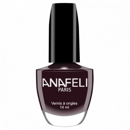 Vernis À Ongles Couleur - 83 Aubergine ANAF