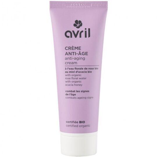 Crème Anti-âge 50 Ml Certifiée Bio AVRIL