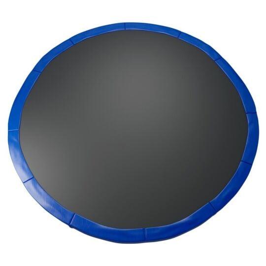 Accessoire De Trampoline Coussin De Protection Pe Bleu Nuit Ø 14ft / 427cm FAST JUMP