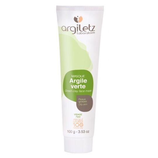 Masque Argile Verte 100 % Naturelle - 100 G