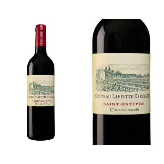 Château Laffitte Carcasset 2016 - Vin  Rouge