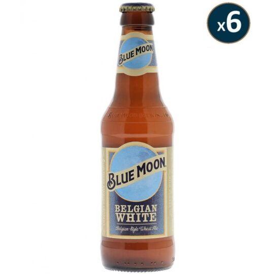 Blue Moon 6*33cl MOLSON COORS