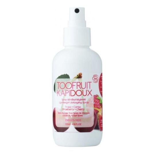 Spray Démêlant Kapidoux Toofruit 125ml