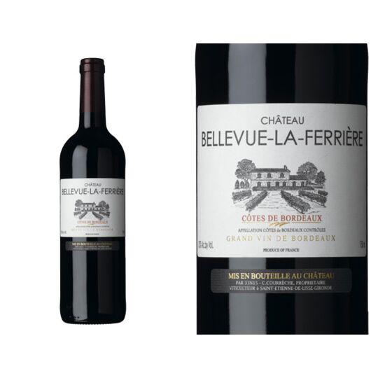 Château Bellevue La Ferriere Rouge 2016 - Vin  Rouge
