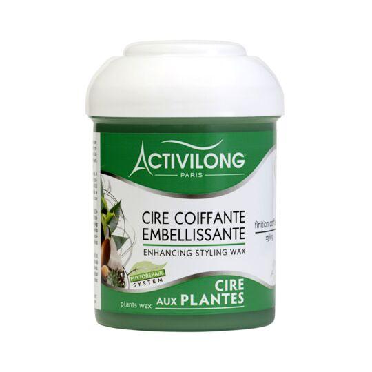 Cire Coiffante Embellissante Aux Plantes Activilong ACTIVILONG