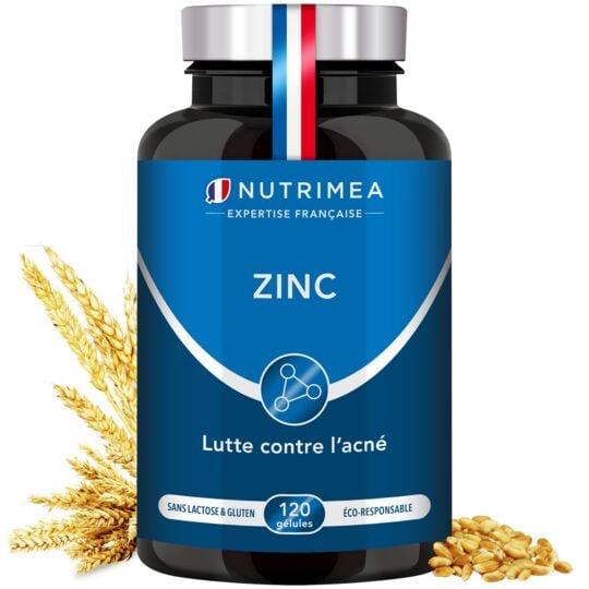 Complément Alimentaire Zinc Citrate NUTRIMEA