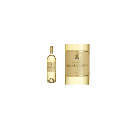 Château Bastor Lamontagne 2013 - Vin  Blanc