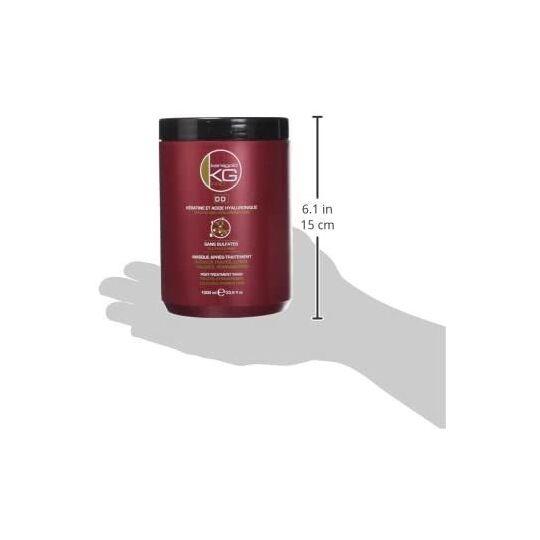 Keragold Pro Masque Dd Sans Sulfate À La Kératine/acide Hyaluronique 1l KERAGOLD