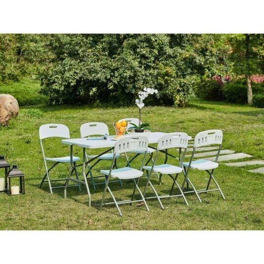 table pliante 180 cm 8 personnes