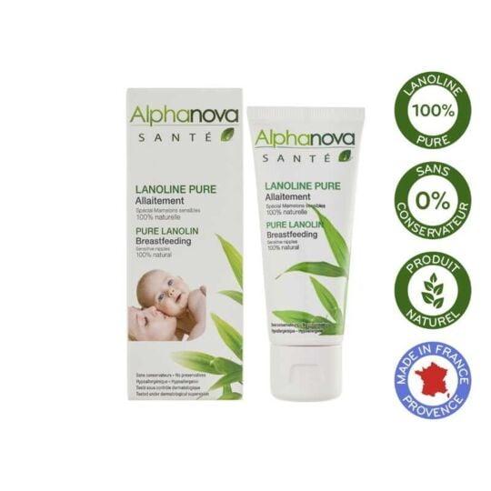 Lanoline Pure 100% Naturelle ALPHANOVA
