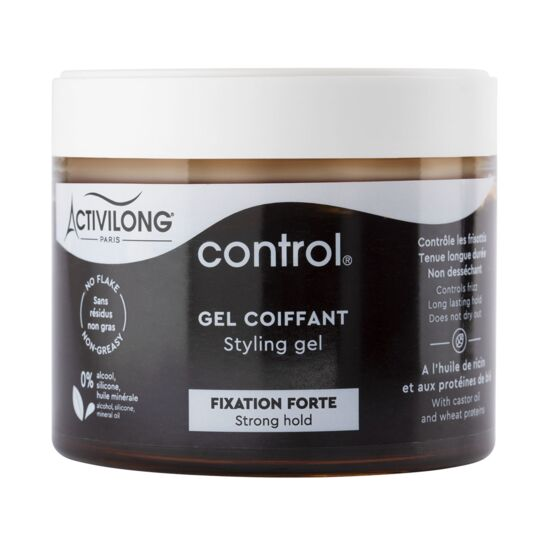 Gel Coiffant Fixation Forte Control Activilong ACTIVILONG