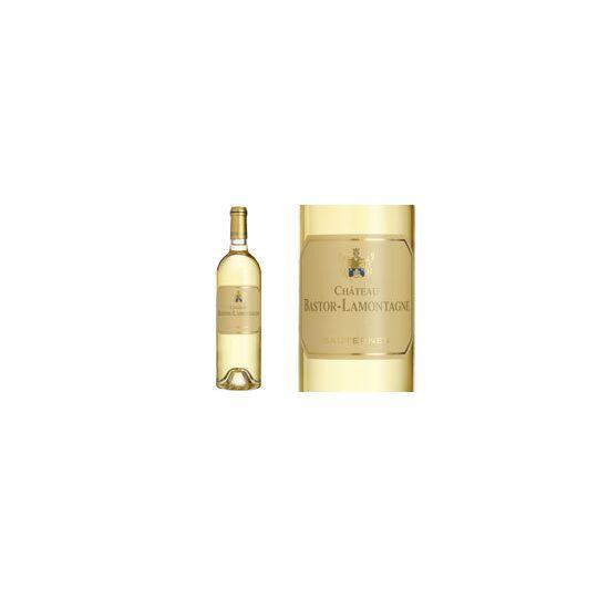 Château Bastor Lamontagne 2008 - Vin  Blanc