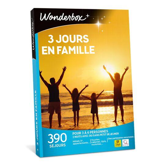 Week-end 3 Jours En Famille WONDERBOX