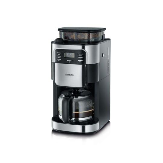 Cafetière filtre avec broyeur - KA 4810 - Inox/Noir