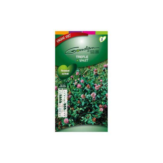 Trefle Violet Engrais Vert  150grs -  110 M2