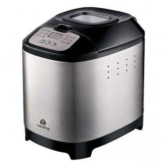 Machine à pain - MBM450-18 - Noir/Inox