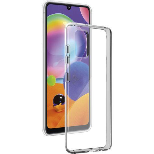 Coque de protection pour Samsung Galaxy A31 - SILITRANSA31 - Transparent à Prix Carrefour