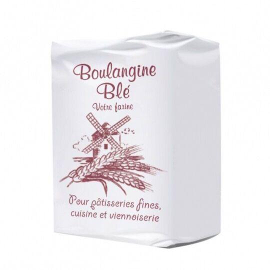 Farine De Blé Blanche Type T45 Multi-usage 1kg - Origine France - 4kg  4kg (4x1kg) BOULANGINE