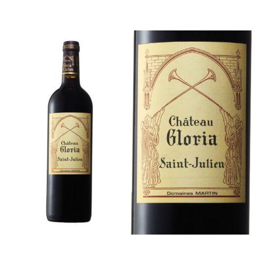 Château Gloria 2016 - Vin  Rouge