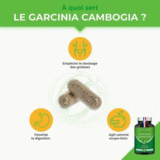 Complément Alimentaire Garcinia Cambogia NUTRIMEA