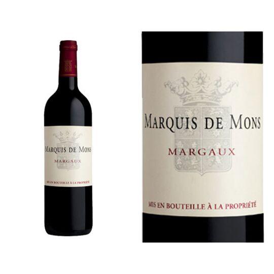 Marquis De Mons Rouge 2015 - Vin  Rouge