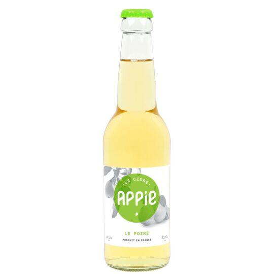 Cidre APPIE - LE POIRÉ (4.1%) - 33cl
