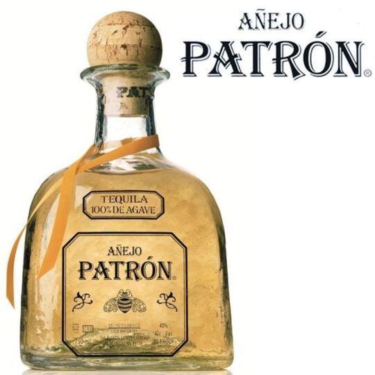 Patron Anejo Tequila 70 Cl - 35? PATRON