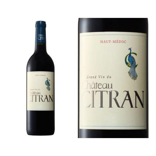 Château Citran 2016 - Vin  Rouge
