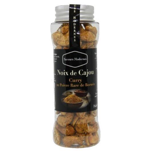Noix de Cajou Curry et poivre noir de Borneo