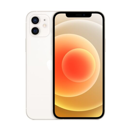 iPhone 12 - 256 Go - MGJH3F/A - Blanc