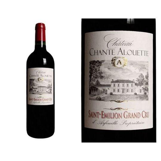 Château Chante Alouette 2015 - Vin  Rouge