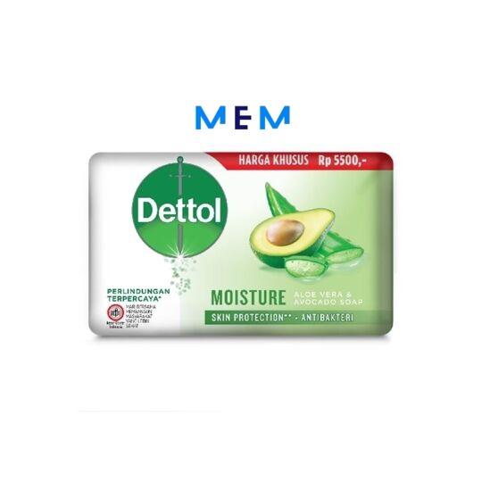 Savon Antibactérien Dettol Profresh Aloe Vera + Avocat DETTOL