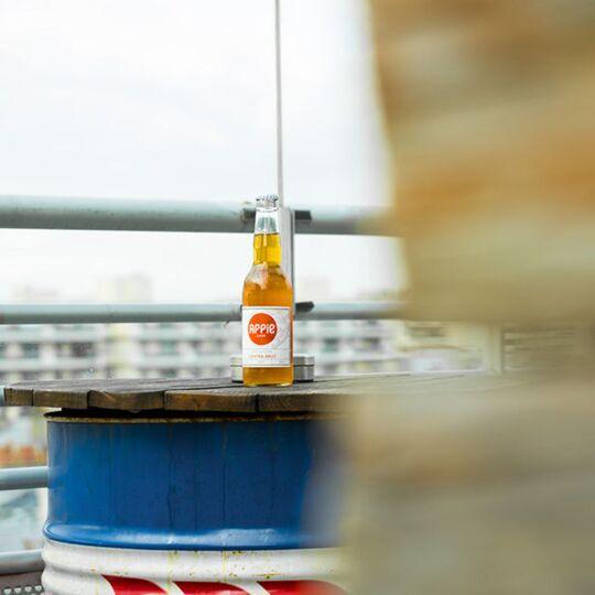 Cidre APPIE - L'EXTRA BRUT BIO (6.5%) - 3 x 33cl APPIE