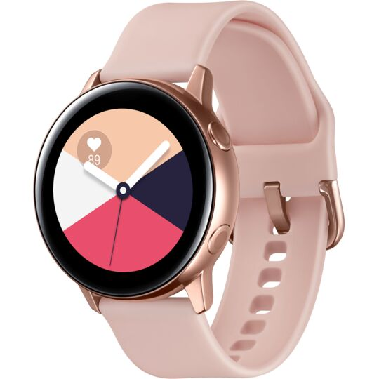 Galaxy Watch Active - Rose Poudré - 40 mm