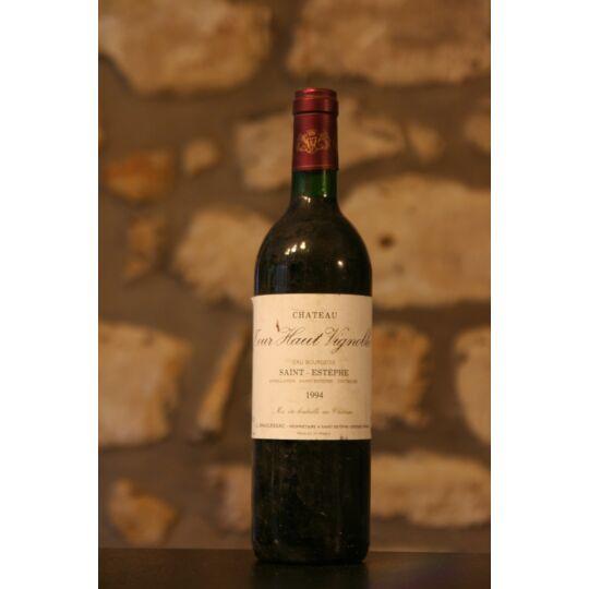 Vin Rouge, Chateau Tour Haut Vignoble 1994