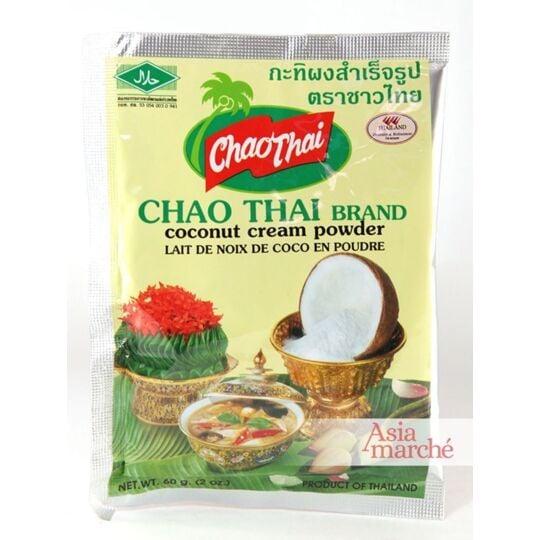 Lait De Coco En Poudre 60g Chao Thai ASIAMARCHE