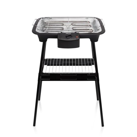 Barbecue électrique sur pieds - BQ-2883 - Noir