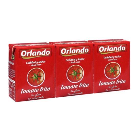 Tomate Frito Orlando 3x210 Grs