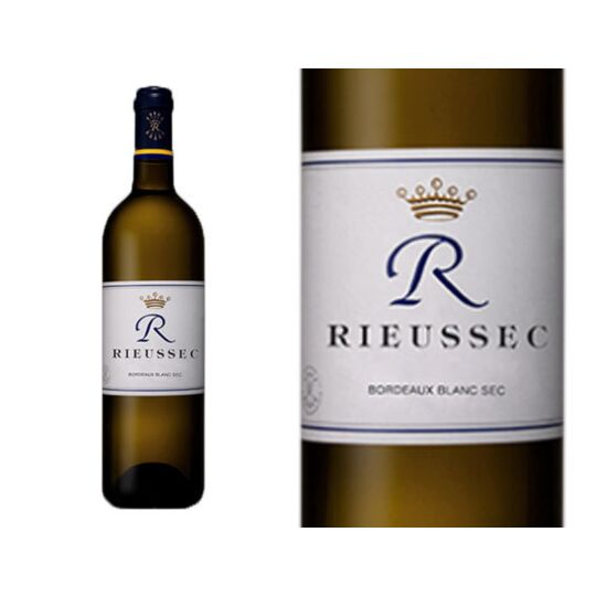 R De Rieussec 2015 - Vin  Blanc