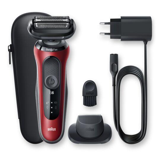 Rasoir électrique - R1200 S - Noir/Rouge