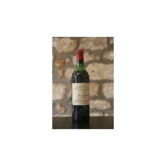 Vin Rouge, Chateau De Sales 1974